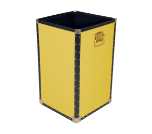 "15"" Laundry Trunk - Yellow"