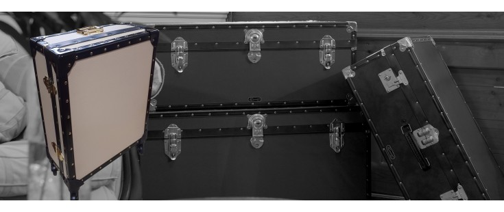 "20 x 17.5 x 9.5"" Travel Trunks"