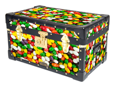 Jelly Beans Tuck Box