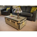 "36"" Short Coffee Table - Harris Tweed"