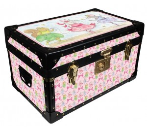 Tuck Box by Milly Green - Ballerinas