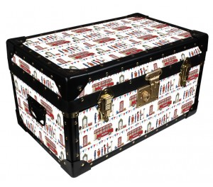 Tuck Box by Milly Green - London Bus