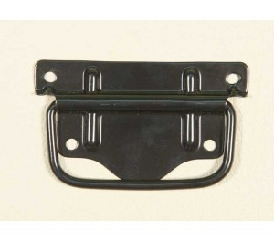Tuck Box Handle - Black in Colour