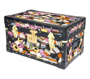 Tuck Box with Flip Lock - Liquorice