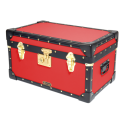 Tuck Box with Flip Lock - Red