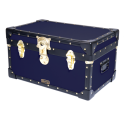 Tuck Box with Cabin Lock - Navy Blue