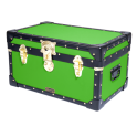 Tuck Box with Cabin Lock - Lime Green