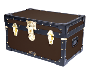 Tuck Box with Cabin Lock - Brown