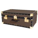 "30"" Attache Luggage Trunk - Brown"