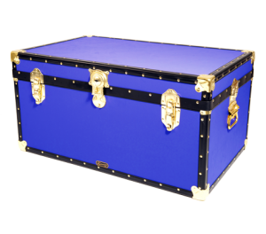 "33"" Storer Trunk - Royal Blue"