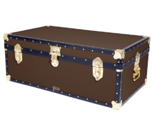 "36"" Steamer Trunk - Brown"