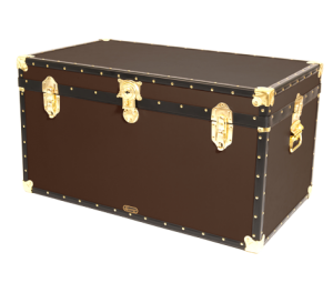 "36"" Cabin Trunk - Brown"
