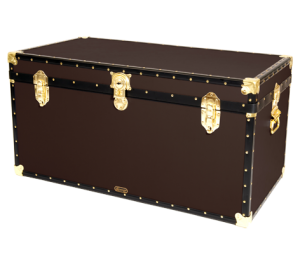 "40"" Queen Trunk - Brown"