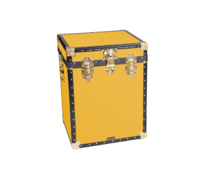 """18"""" Bedside Trunk - Yellow"""