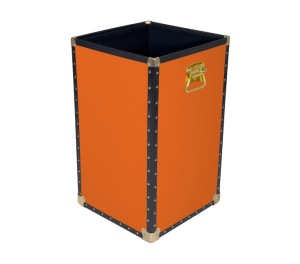 "15"" Laundry Trunk - Orange"