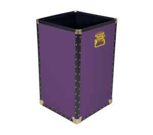 "15"" Laundry Trunk - Purple"