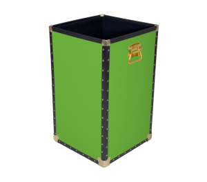 "15"" Laundry Trunk - Lime Green"