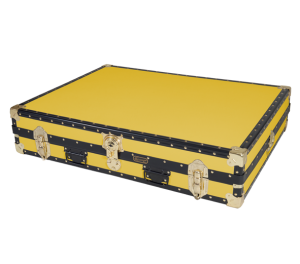 """36"""" Underbed Trunk - Yellow"""