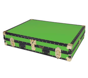 """36"""" Underbed Trunk - Lime Green"""