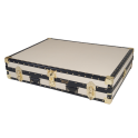 "36"" Underbed Trunk - Stone Cream"