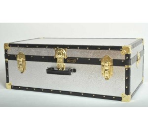 "33"" Hand Trunk - Silver Alloy"