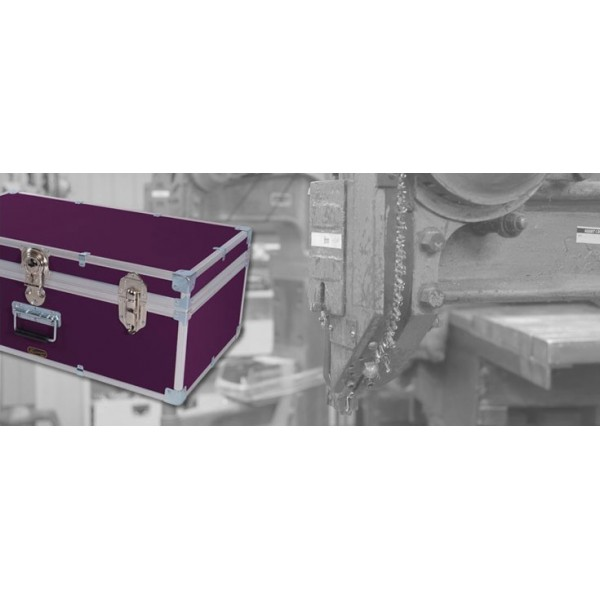 40 Quot King Trunk Silver Alloy Mossman Trunks