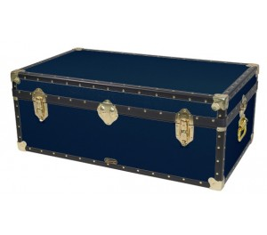 "36"" Short Coffee Table - Navy Blue"