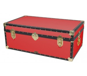 """36"""" Short Coffee Table - Red"""