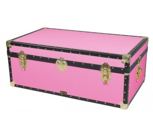"36"" Short Coffee Table - Pink"