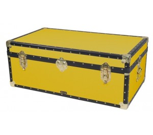 """36"""" Short Coffee Table - Yellow"""