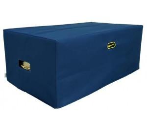 """Protective Cover - 36"""" Steamer Trunk"""