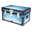 Tuck Box with Flip Lock - Snowflake