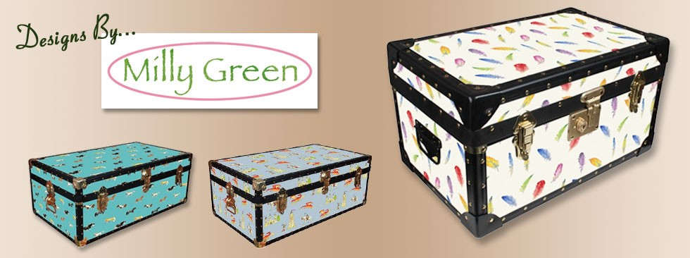Designs by Milly Green
